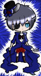 Ciel Phantomhive - colored by ForeverWeeping