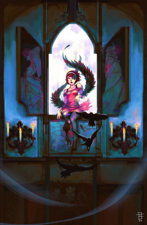 - the raven - by Kanoe-v2