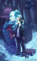 - snow queen -