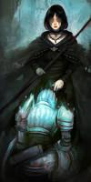 - maiden in black -