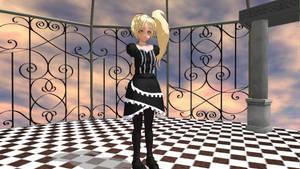MMD: Gothic Lolita Neru