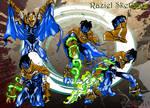 Soul REAVER Raziel poses01