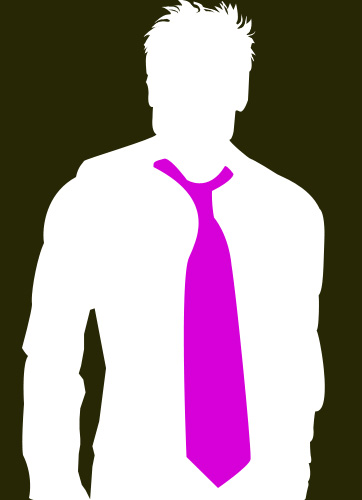 guy pink tie ver 1.0 by AlexBaxtheDarkSide