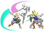 Sophitia Soul Calibur fight02