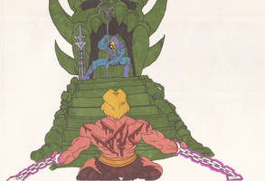 He-man and the masters of the Universe 01Nov2012 by AlexBaxtheDarkSide