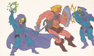 He-man and the masters of the Universe 02Nov2012 by AlexBaxtheDarkSide