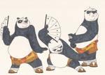 KungfuPanda doodles01 jan2013