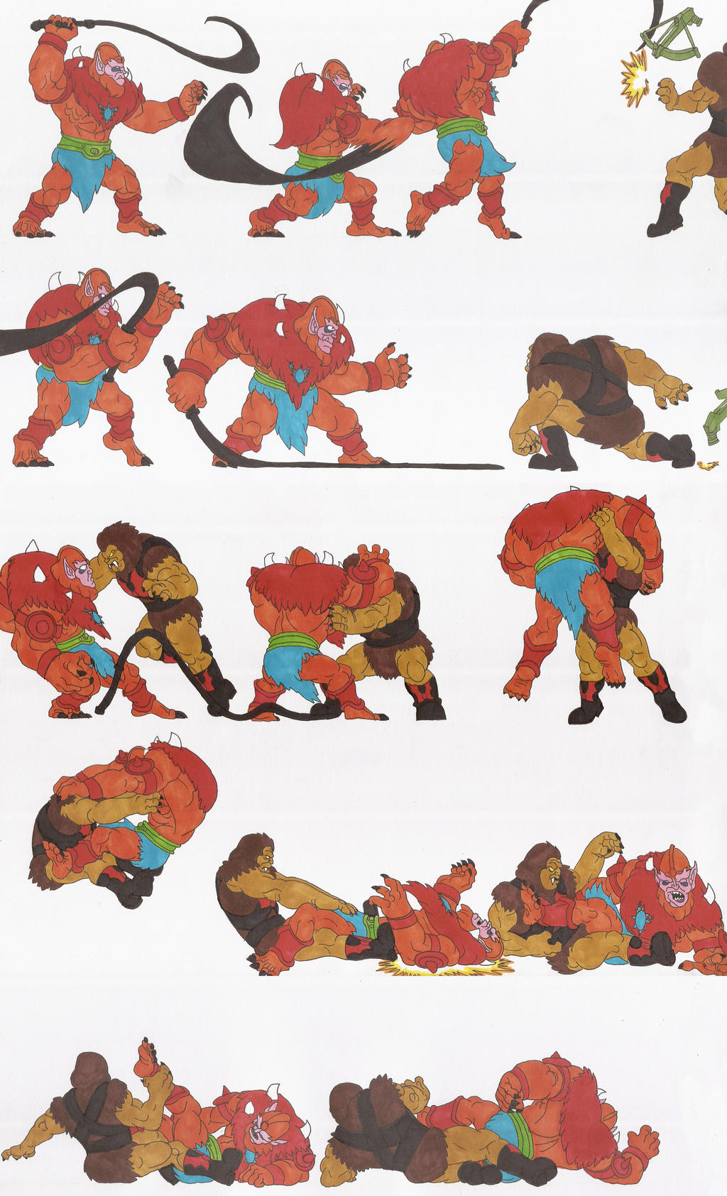 art of he-man and the masters of the universe pdf