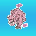 Doom_Pinky Doodle_oct19_01 by AlexBaxtheDarkSide