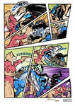Mink vs Snake_May20_PG10_Commission Comic by AlexBaxtheDarkSide