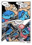 Mink vs Snake_July20_PG022_Commission Comic by AlexBaxtheDarkSide