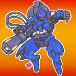 GundamWing_Vayeate Doodle 01_mar21 by AlexBaxtheDarkSide