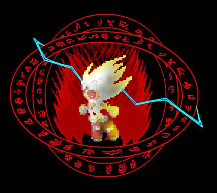 True Hyper Sonic by NateTheWolfChilla on DeviantArt