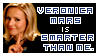 DA Stamp - Veronica Mars by magicmeg8