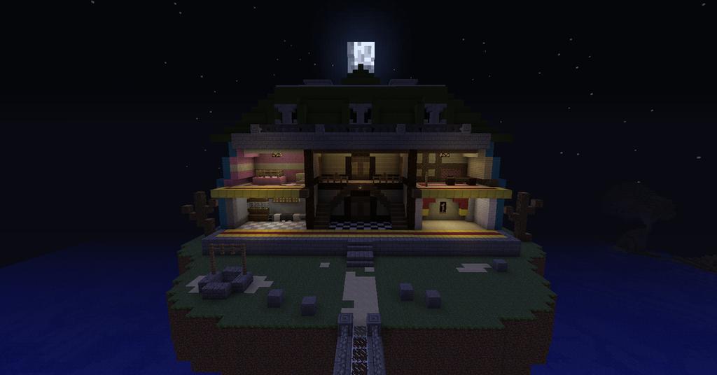 Kitchen Sink Minecraft