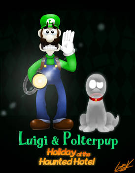 Luigi And Polterpup: Holiday at the Haunted Hotel