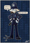 Chief Inspector Ai ''What's all this then'' by GSVProductions