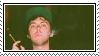 Elvis Depressedly Stamp by vilestamps