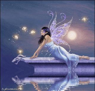 magia blanca y un hada by dianae184