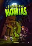 La Leyenda De Las Momias-Poster