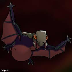 Lerk likes to fly by kouji82