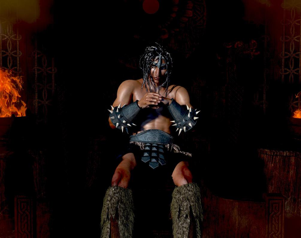 The Barbarian by Rhia474