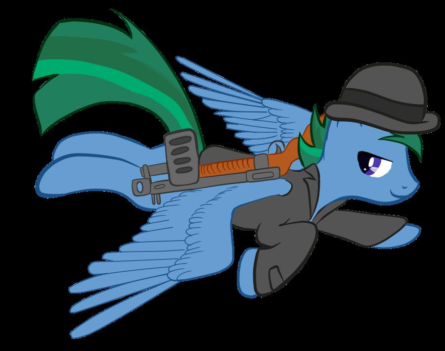 Fallout Equestria - Sabre Sparkleblaze by InfernalDalek