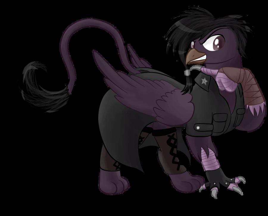 Fallout Equestria - Crow