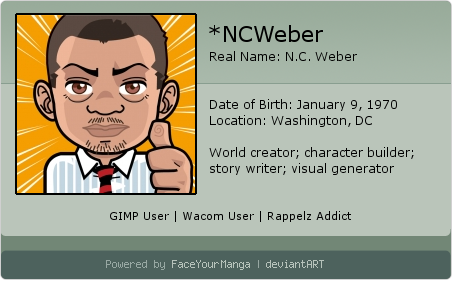NCWeber's Profile Picture