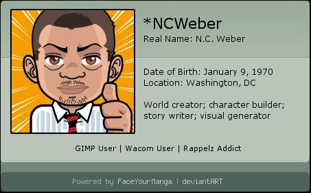 NCWeber's Profile Picture