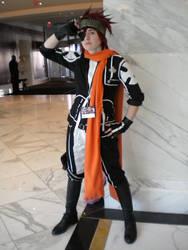 my lavi cosplay