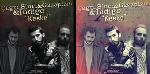 Cagri Sinci,Gazapizm,Indigo - Keske