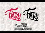 Ferky Logo Type
