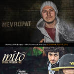 Nevropat Wallpaper - Mito Facebook Time Line