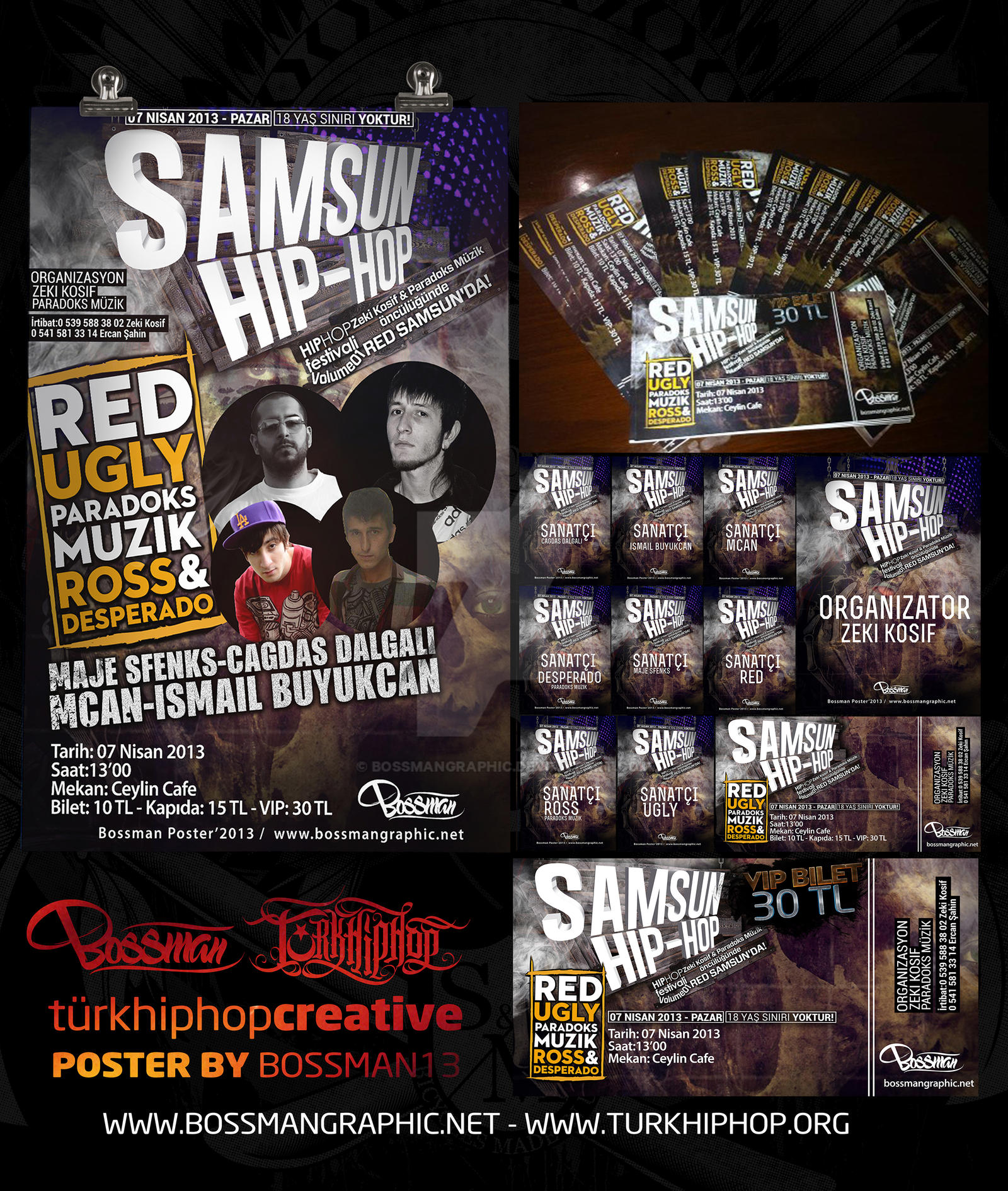Samsun Hiphop Festivali