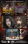 Sansar Salvo - Agir Siklet POSTER COVER