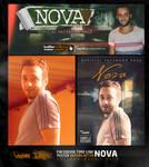 Nova Facebook Time Line - Poster (Before-After)
