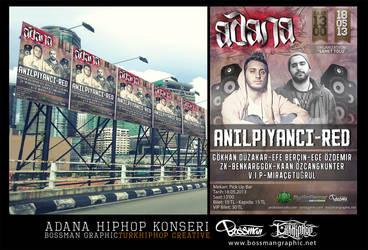 Adana Hiphop Konseri