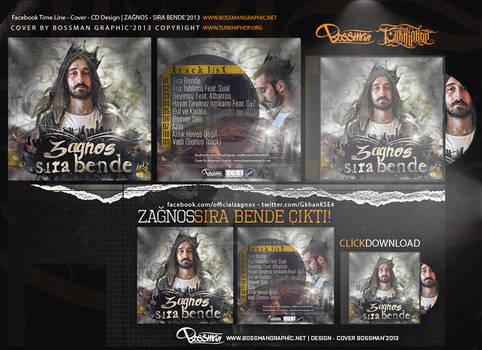 Zagnos Cover - Facebook Time Line - All Design