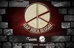 Rap Rock Reggae Logo Type