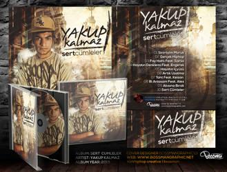 Yakup Kalmaz - Sert Cumleler Cover