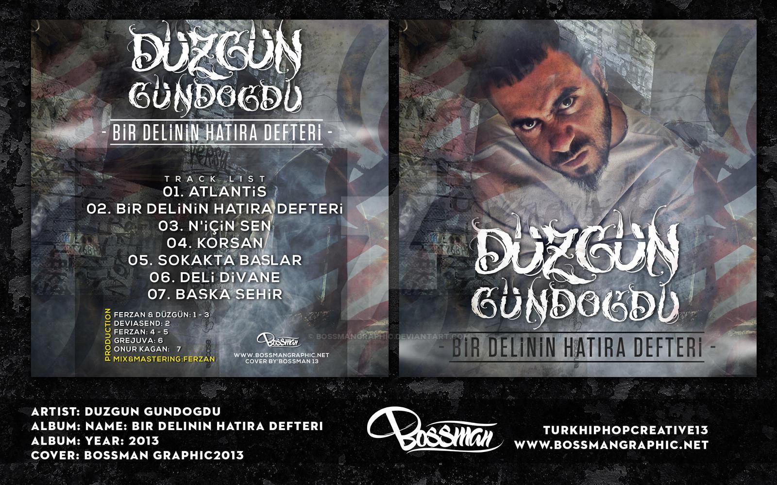 Duzgun Gundogdu - Album Cover