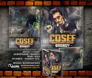 Cosef - Badboy Album Cover