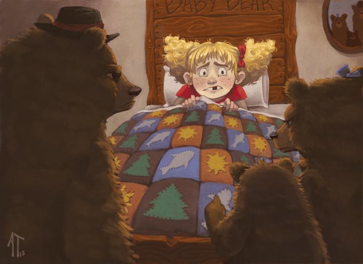 Goldilocks by AlyssaTallent