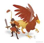Griffin Warrior
