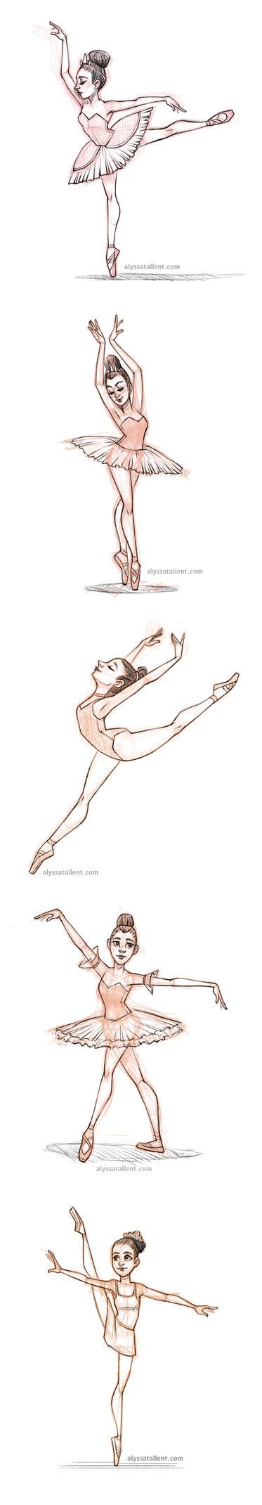 Ballet by AlyssaTallent