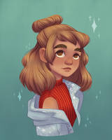 Draw This in Your Style - marinevhs  by AlyssaTallent