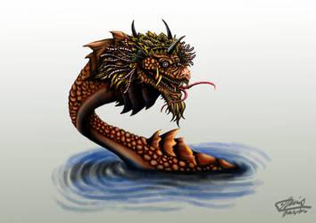 gondo barong by sou-tang