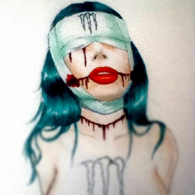 Monster drink plz by Shasta-MD