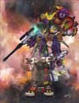 Behold Ultimate MEGA Megatron
